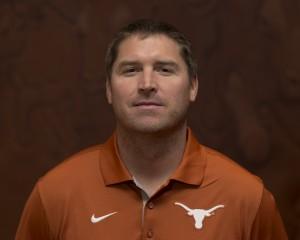 Sterlin Gilbert. (Texas athletics)