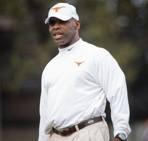 Charlie Strong (Will Gallagher/Inside Texas)