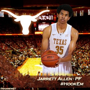 Jarrett Allen. (edit by Shane Ware)