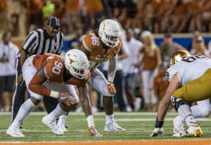 Malik and Charles line up against ND. (Will Gallagher/IT)