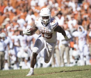 D'Onta Foreman. (Will Gallagher/IT)