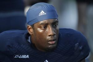 Calvin Anderson. (courtesy of Rice athletics)