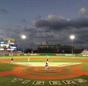 Alex Box Stadium at LSU. (Joe Cook/IT)