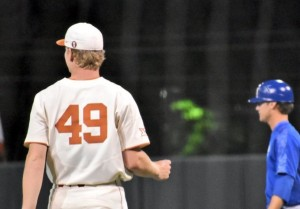 Parker Joe Robinson (via Texas Baseball)