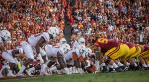 Texas vs. USC (Will Gallagher/IT)