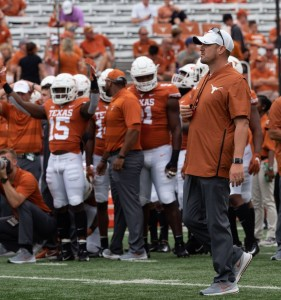 Tom Herman (Will Galllagher/IT)