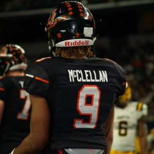 Jase McClellan. (Justin Wells/IT)