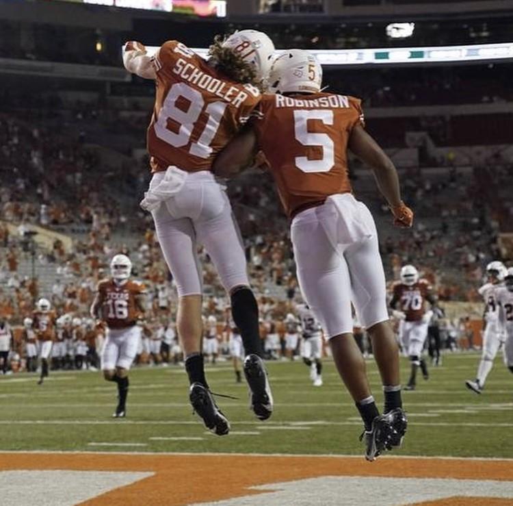 Texas Longhorns Football Bleacher Report Latest News Scores Stats And Standings