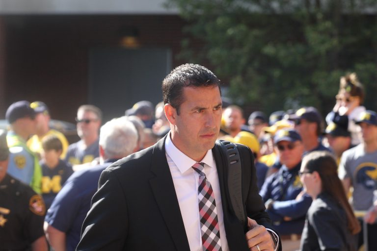 Luke Fickell (Courtesy of MGoBlog)
